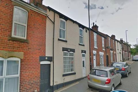 2 bedroom terraced house to rent - 9 Myrtle Road, Heeley, S2 3HE