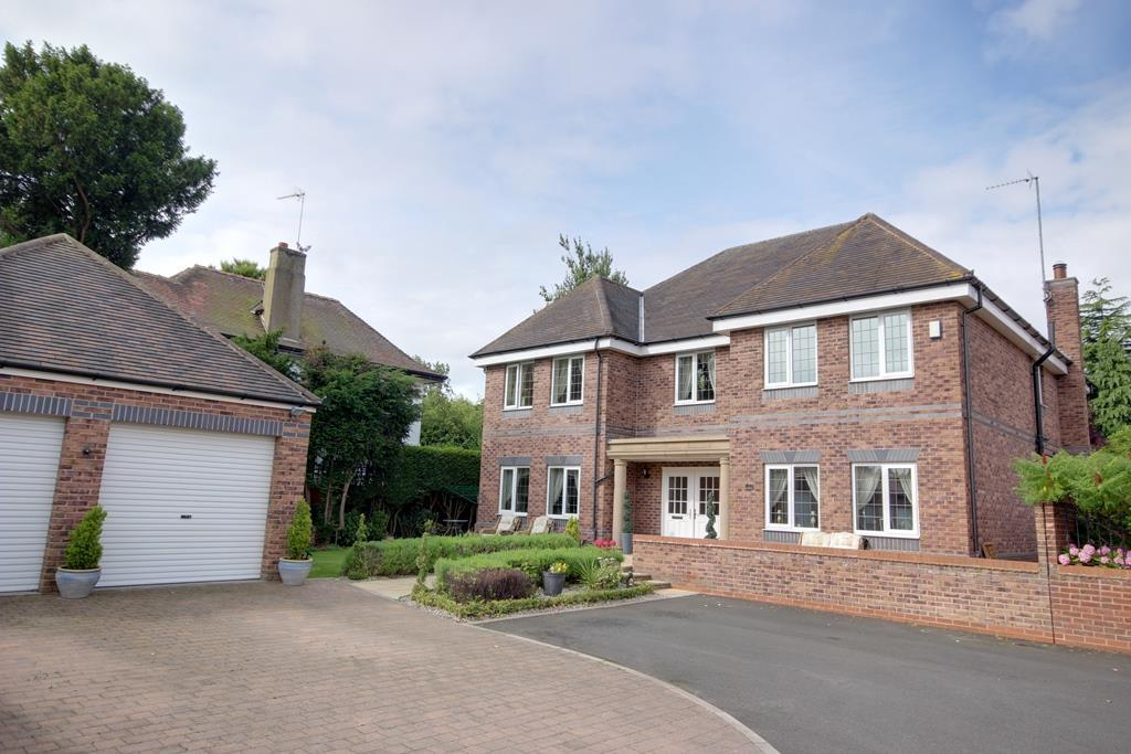 6 Bedrooms Detached House for sale in Conisbro Croft, Heads Lane, Hessle