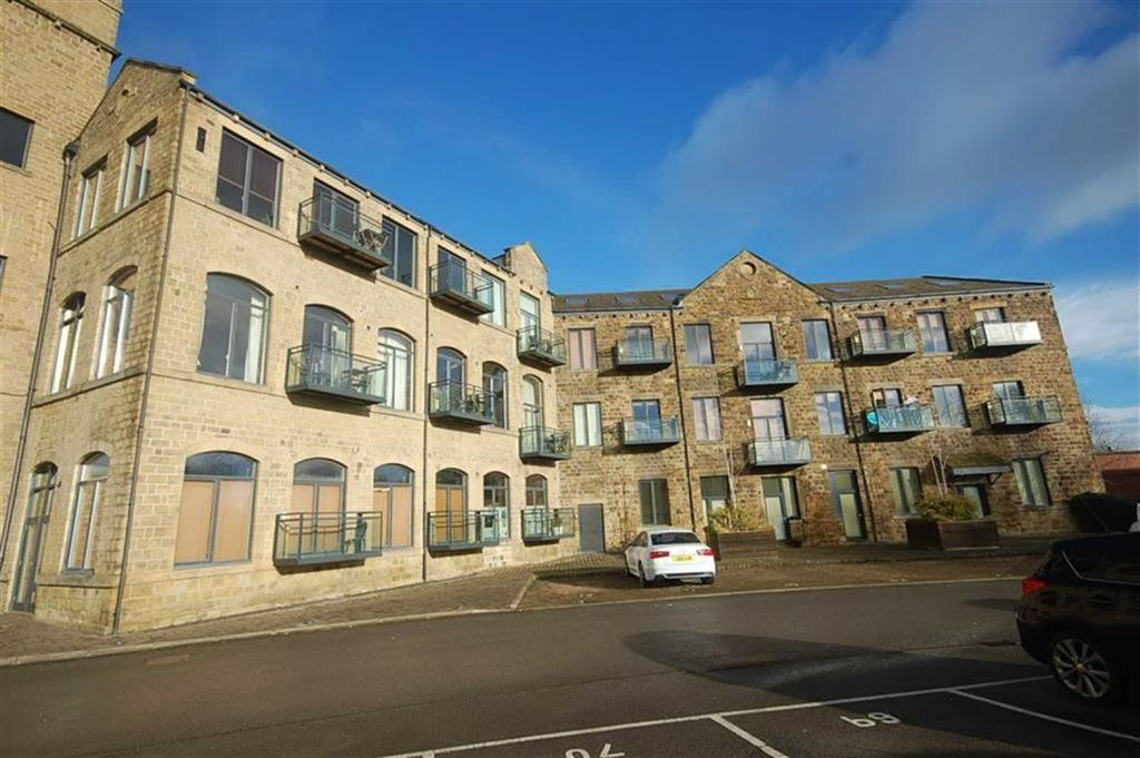 1 Bedroom Apartment Flat for sale in Ledgard Wharf, Mirfield, WF14