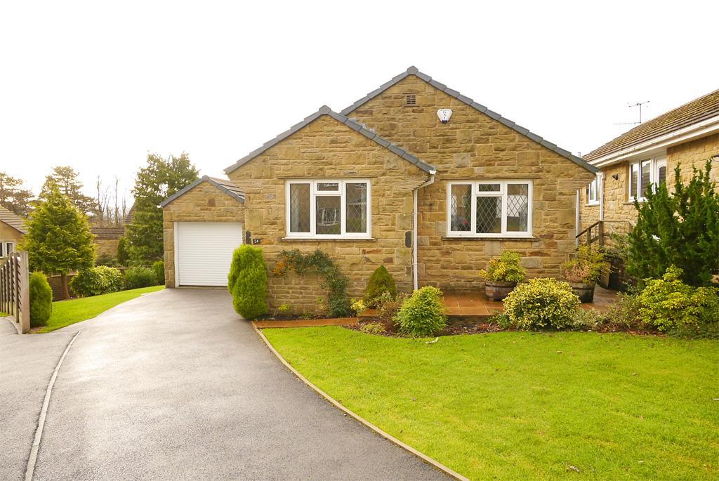 2 Bedrooms Detached Bungalow for sale in 24 Park Wood Crescent, Skipton