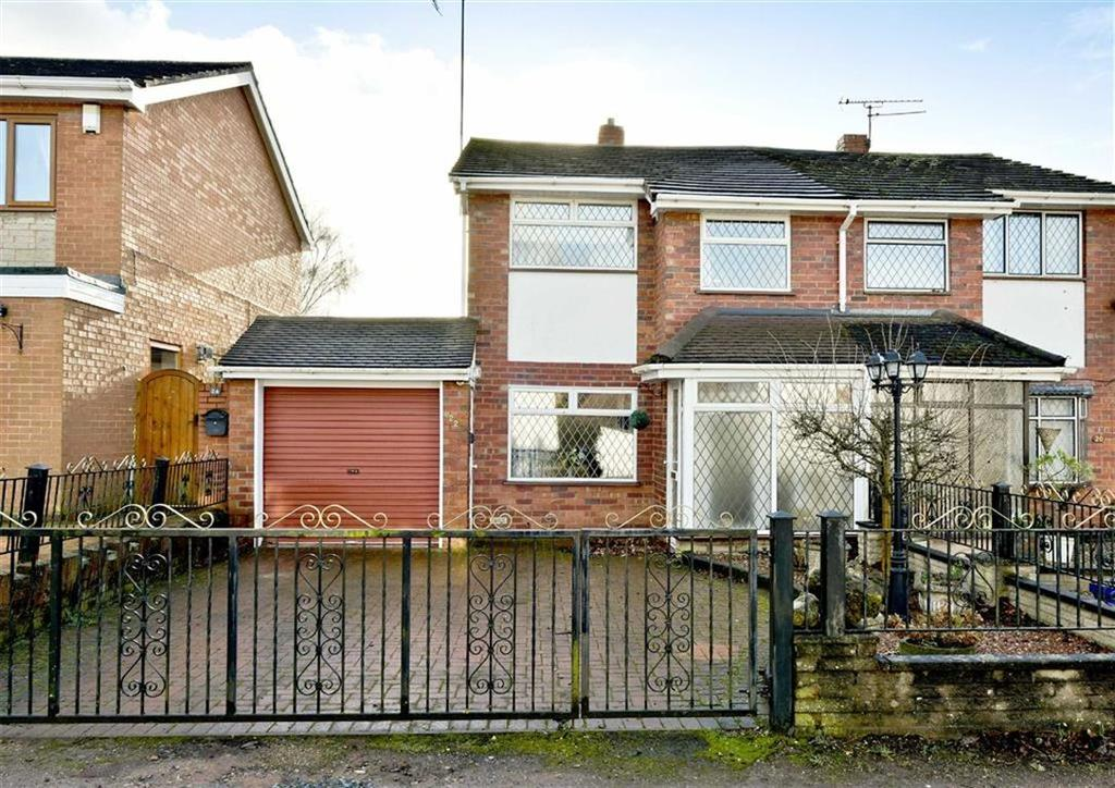 3 Bedrooms Semi Detached House for sale in 22, Chapel Street, Wombourne, Wolverhampton, South Staffordshire, WV5