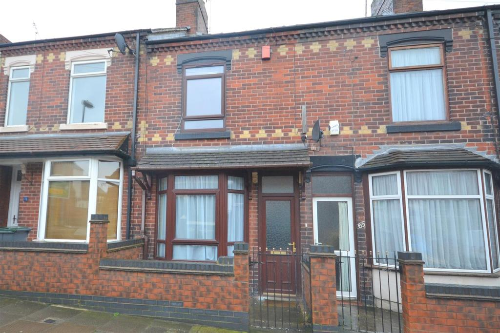 2 Bedrooms Terraced House for sale in Barthomley Road, Birches Head, Stoke on Trent