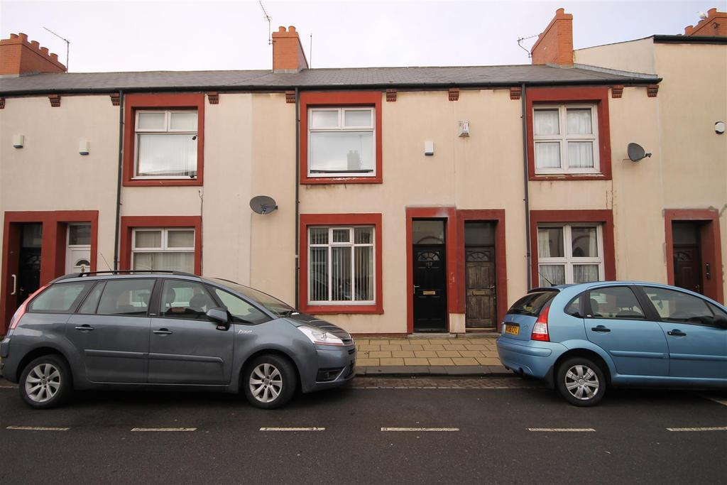 2 Bedrooms Terraced House for sale in Burbank Street, Hartlepool