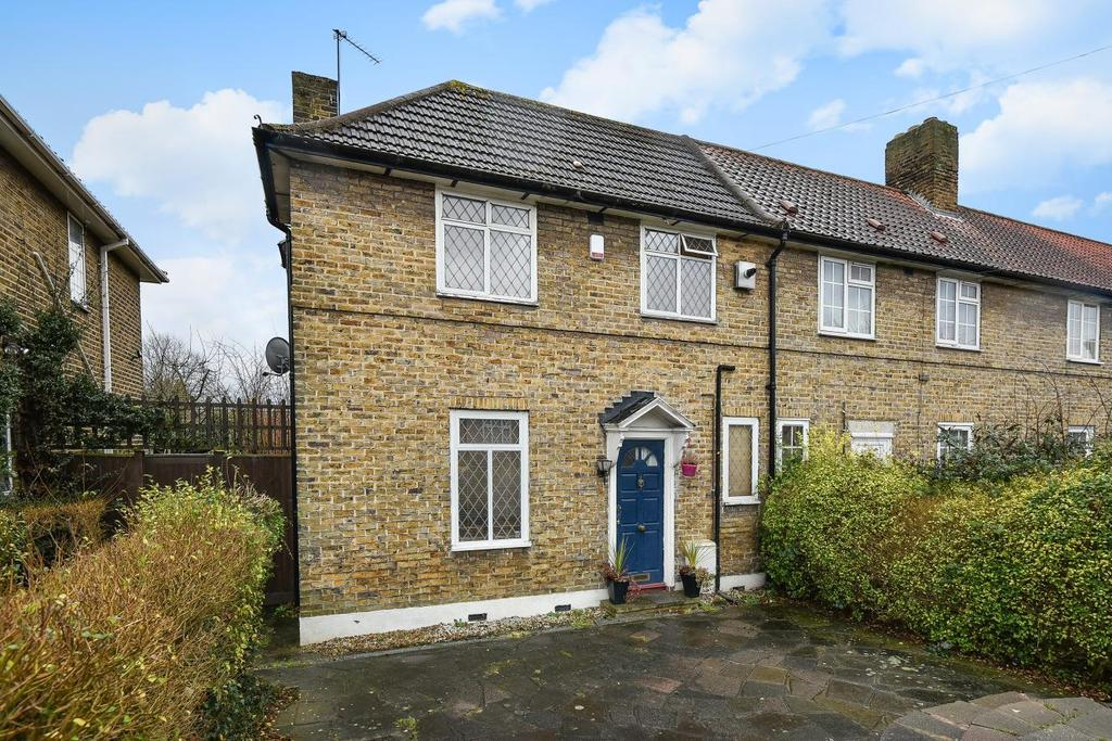 2 Bedrooms End Of Terrace House for sale in Rangefield Road, Bromley