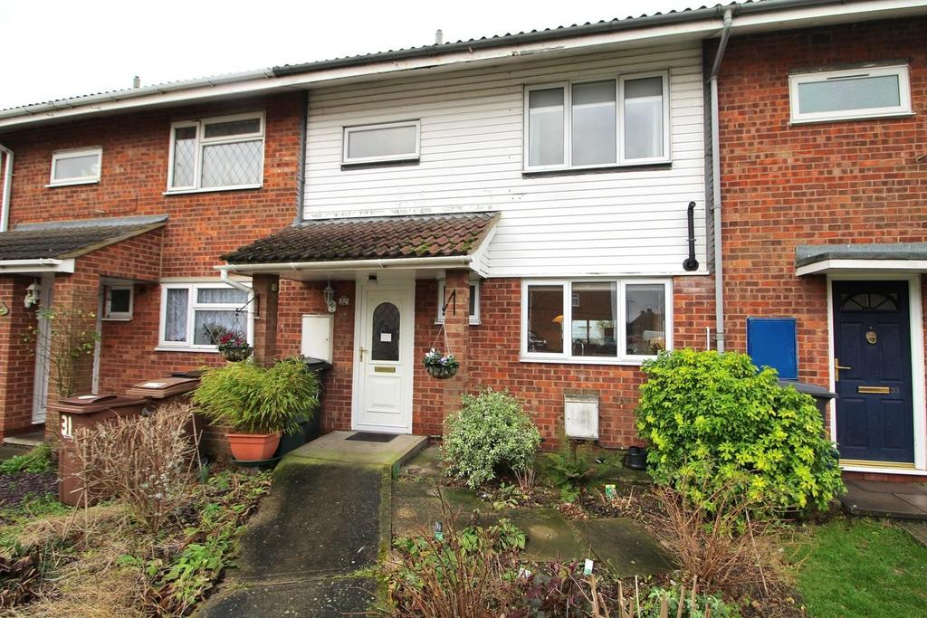 3 Bedrooms Terraced House for sale in Canberra Close, Chelmsford, Essex, CM1