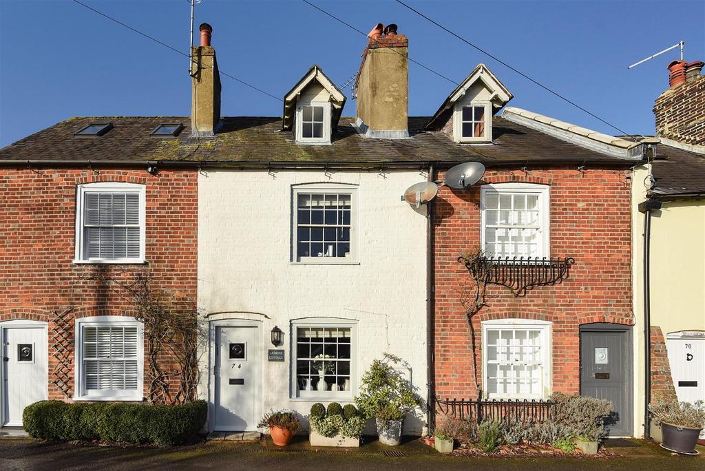 2 Bedrooms Terraced House for sale in Fitzalan Road, Arundel