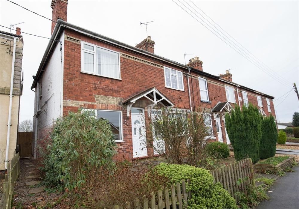 3 Bedrooms End Of Terrace House for sale in Fishtoft Road, Boston, Lincolnshire