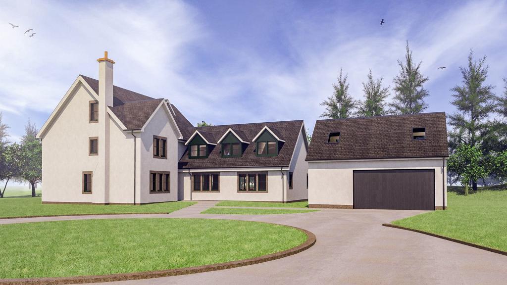 5 Bedrooms Detached House for sale in 3 Medwyn Court, Medwyn Road, West Linton, EH46 7HW