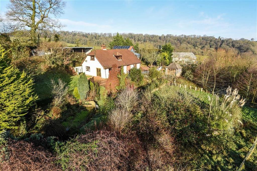 4 Bedrooms Bungalow for sale in Thorverton, Exeter, Devon, EX5