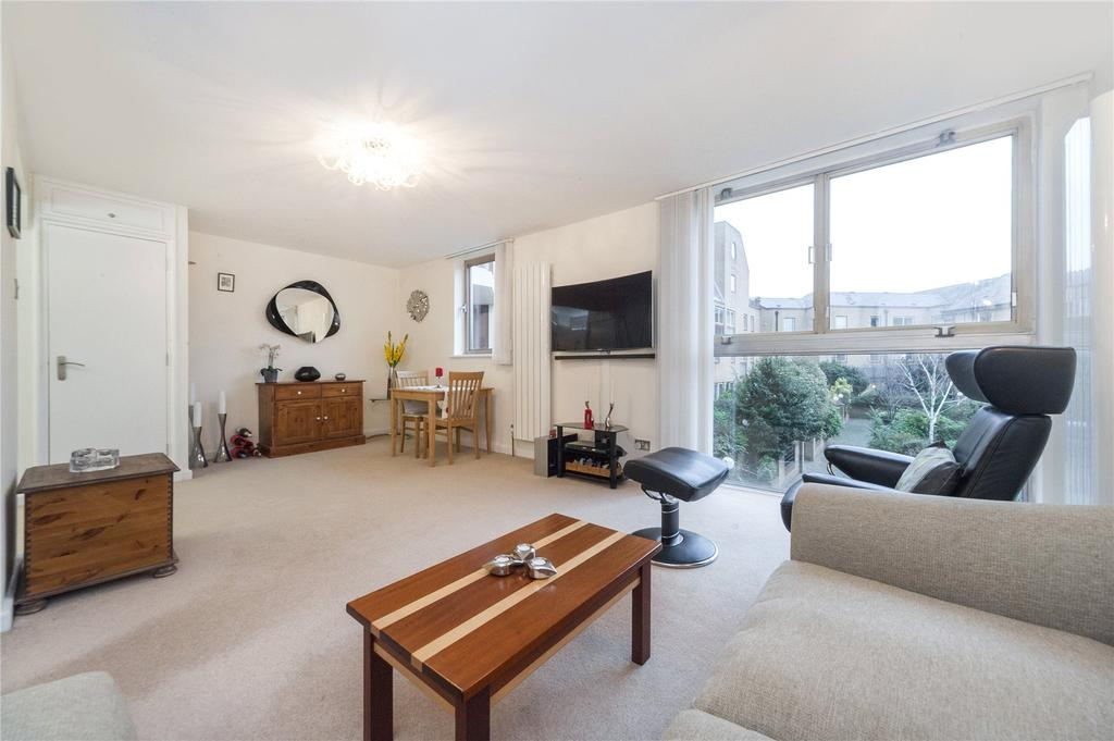 1 Bedroom Flat for sale in Spice Court, Asher Way, London