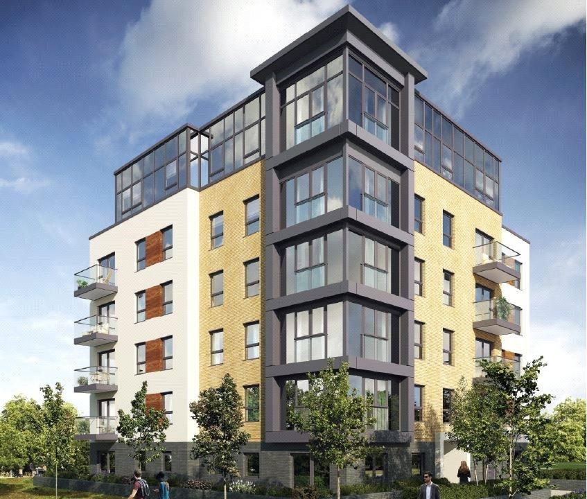 2 Bedrooms Flat for sale in Harlequin House, Kennet Island, Reading