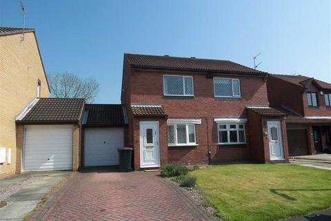 2 bedroom semi-detached house for sale - Priors Grange, High Pittington