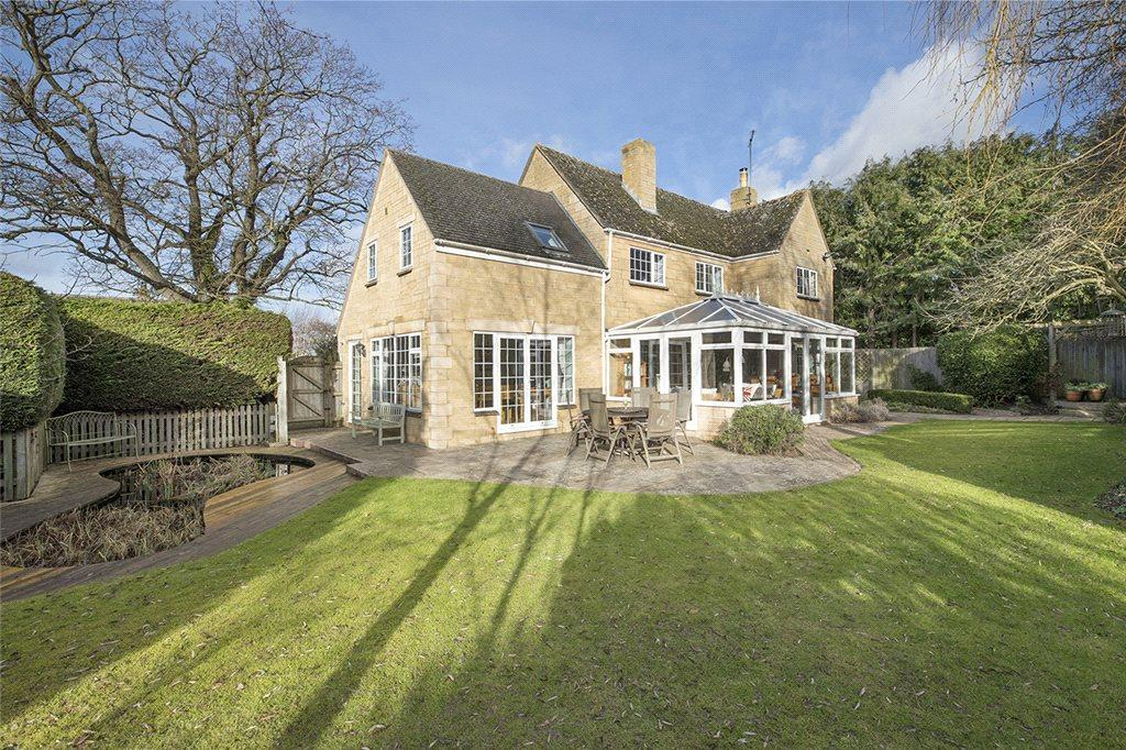 4 Bedrooms Detached House for sale in Cheltenham Road, Broadway, Worcestershire, WR12