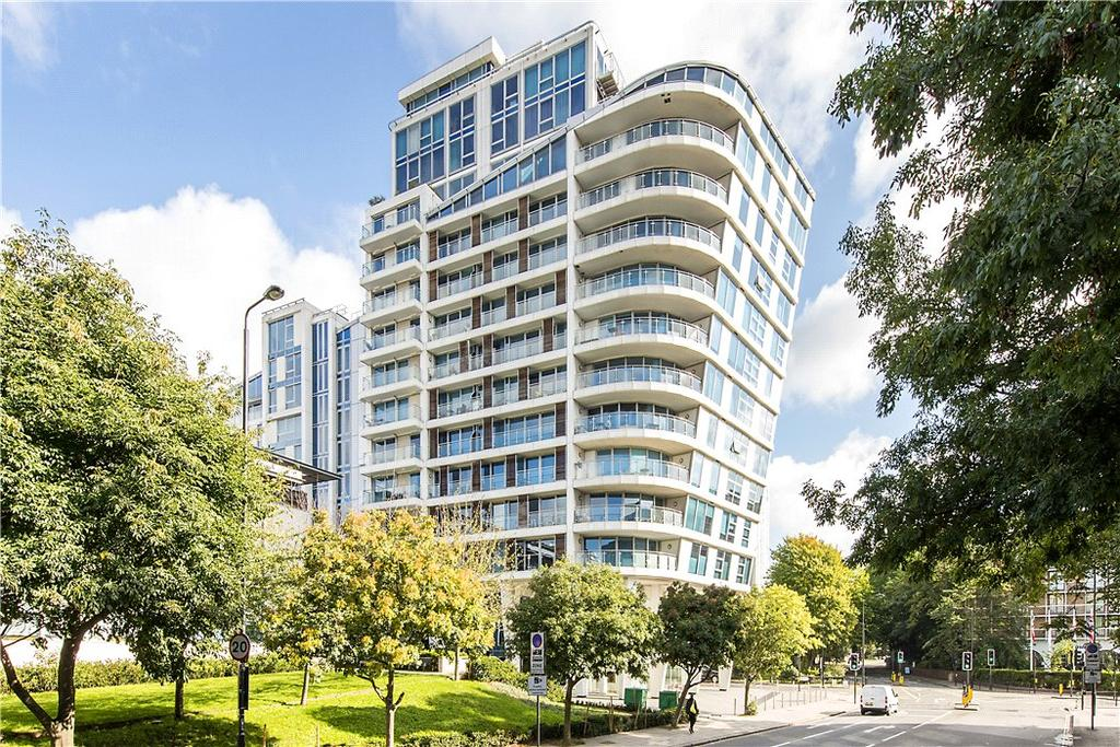 2 Bedrooms Flat for sale in Visage Apartments, Winchester Road, London, NW3
