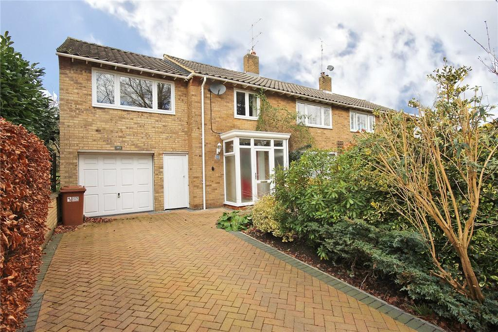 6 Bedrooms Semi Detached House for sale in Knightsfield, Welwyn Garden City, Hertfordshire