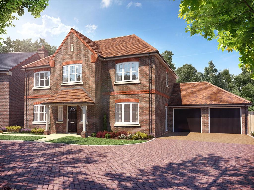 5 Bedrooms Detached House for sale in The Lavender, The Maltings, Benner Lane, West End, Surrey, GU24