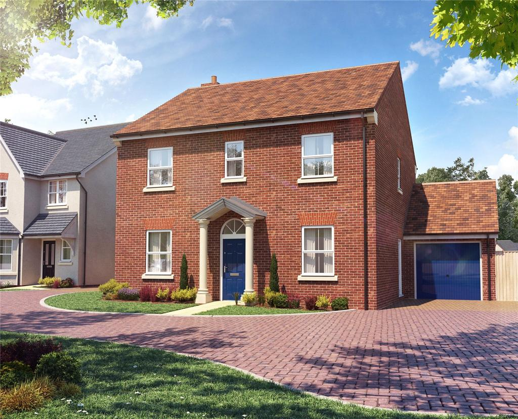 4 Bedrooms Detached House for sale in The Maple, The Maltings, Benner Lane, West End, Woking, GU24