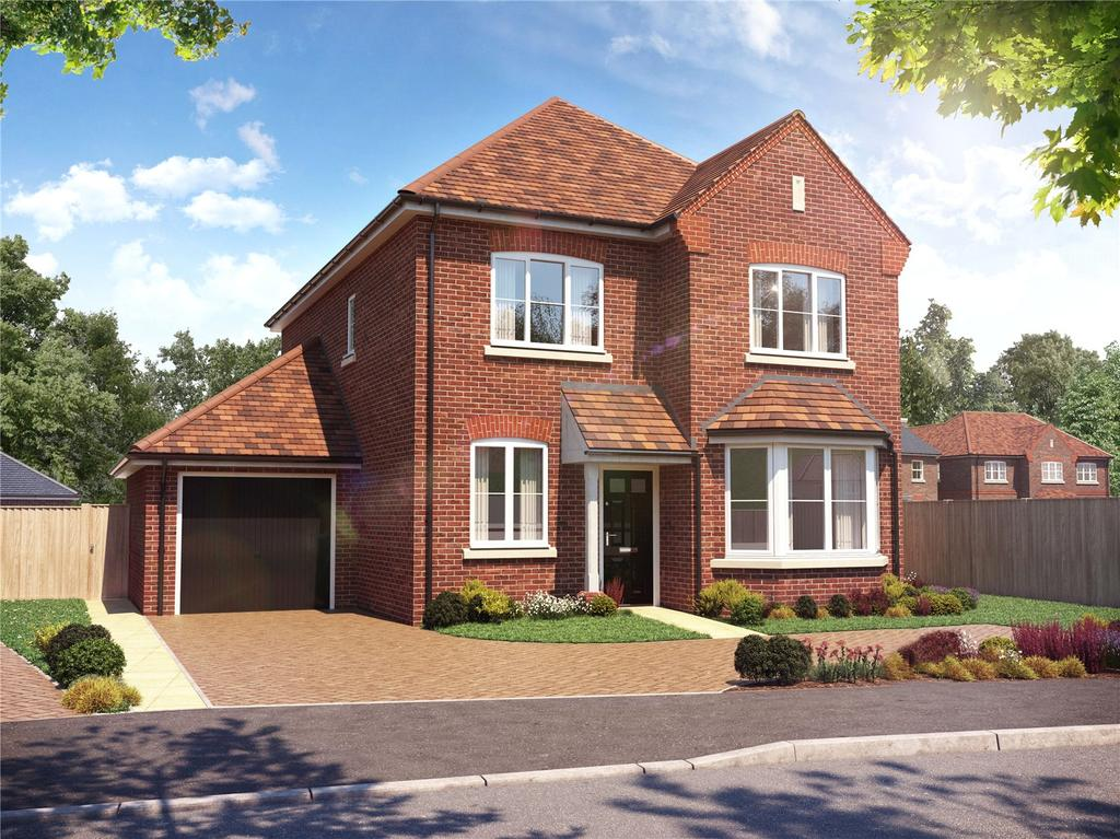 4 Bedrooms Detached House for sale in The Hawthorn, The Maltings, Benner Lane, West End, Woking, GU24