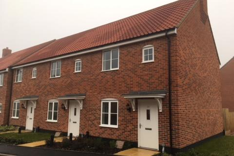 2 bedroom end of terrace house for sale - Avocet Rise, Sprowston,Norwich, Norfolk