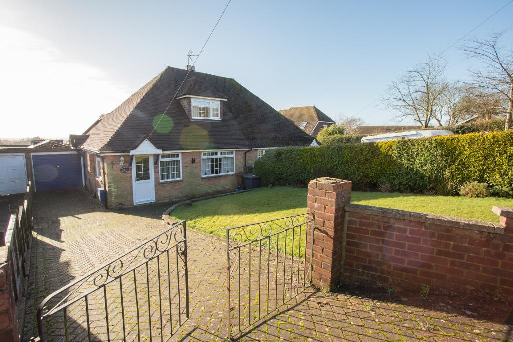 3 Bedrooms Semi Detached House for sale in Spring Park, Mutton Hall Lane, Heathfield, East Sussex, TN21 8NY