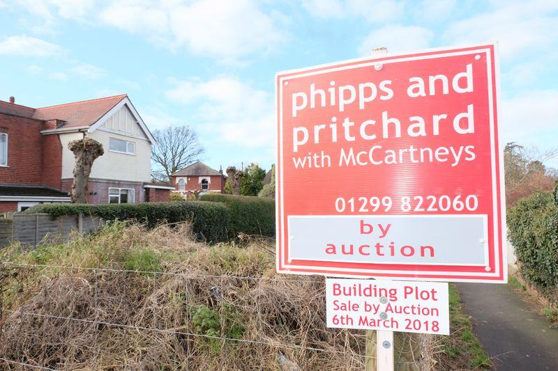 Land Commercial for sale in Meriden Avenue/Bridle Road, Stourbridge DY8 4QS