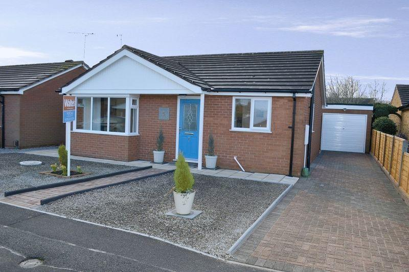 2 Bedrooms Detached Bungalow for sale in Elvington Road, Lincoln