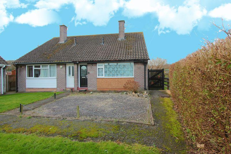 1 Bedroom Semi Detached House for sale in Clwyd Avenue, Denbigh