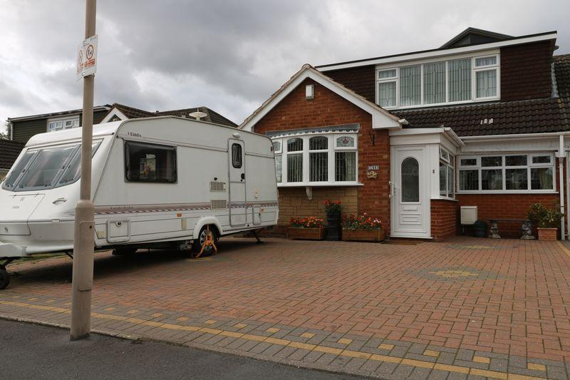 3 Bedrooms Semi Detached Bungalow for sale in Andrew Road, West Bromwich