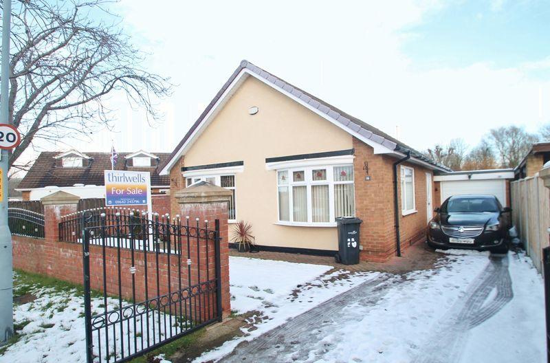 4 Bedrooms Detached Bungalow for sale in Fawcett Avenue Stainton