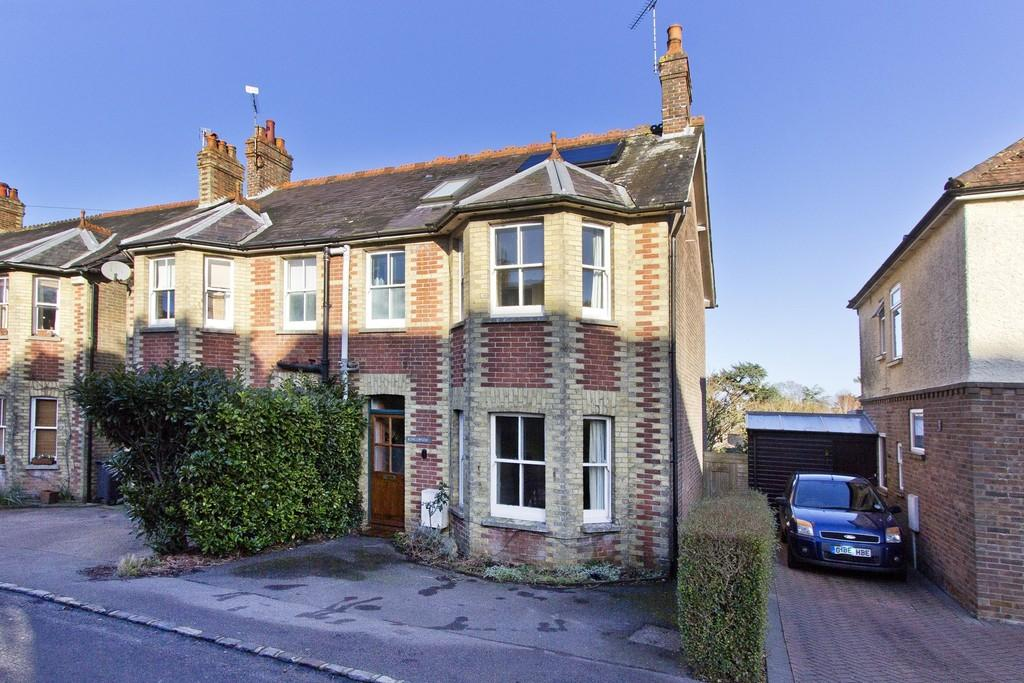 4 Bedrooms Semi Detached House for sale in St John's Road, Crowborough