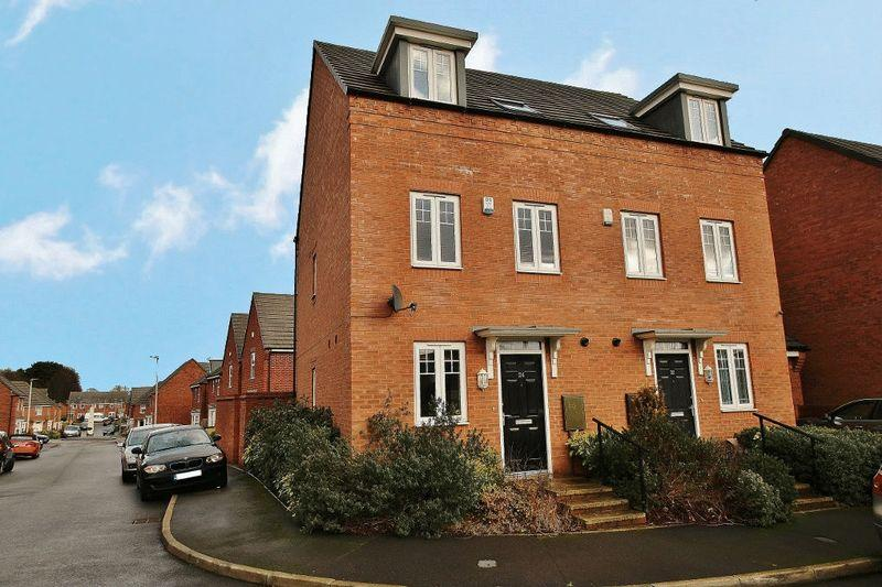 3 Bedrooms Semi Detached House for sale in Marnham Road, West Bromwich