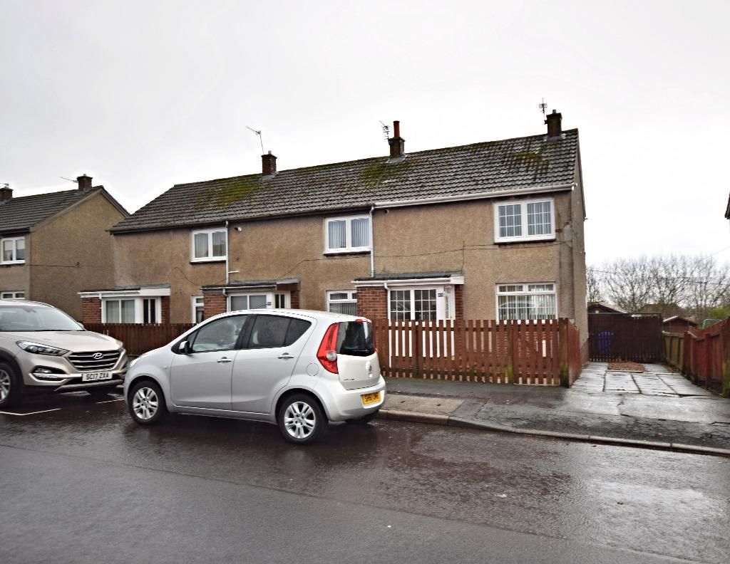 2 Bedrooms Apartment Flat for sale in Back Rogerton Crescent, Auchinleck, East Ayrshire, KA18 2EX