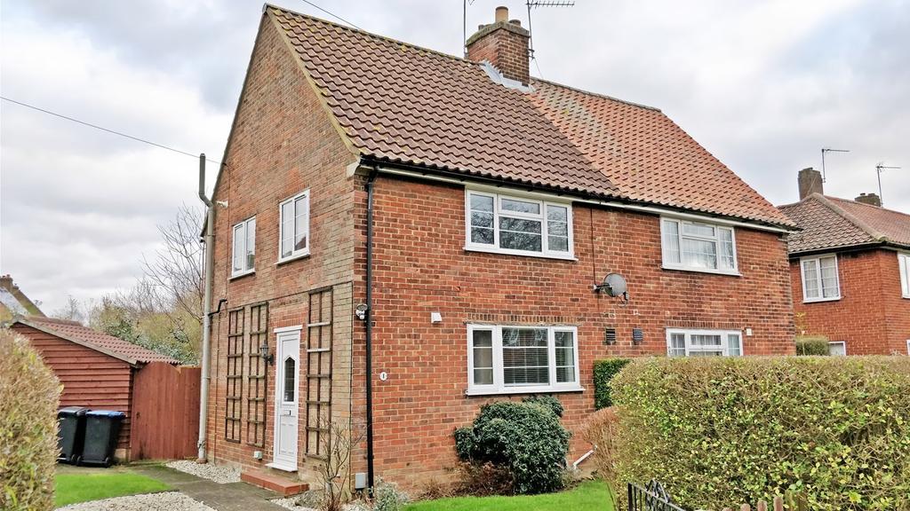 2 Bedrooms Semi Detached House for sale in Wheatley Road, Welwyn Garden City, AL7