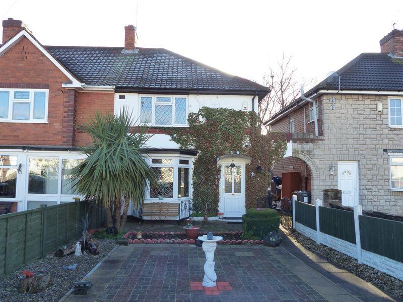 3 Bedrooms Terraced House for sale in Jerrys Lane, Birmingham