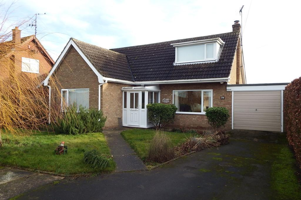 3 Bedrooms Detached Bungalow for sale in Little Common Lane, Holbeach Clough, PE12