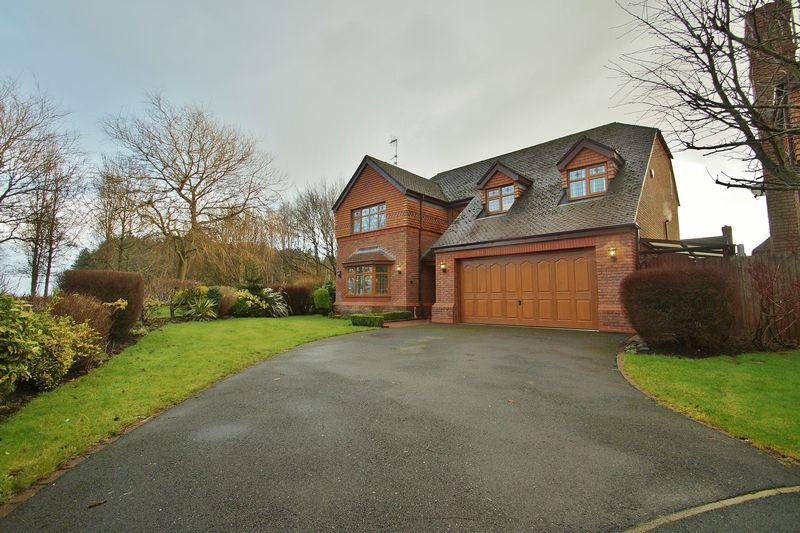 4 Bedrooms Detached House for sale in Brightstone Close, Banks