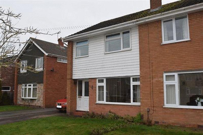 3 Bedrooms Semi Detached House for rent in St Andrews Way, Newport