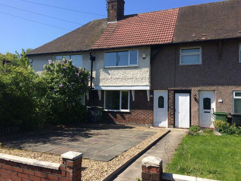 2 Bedrooms Terraced House for sale in New Chester Road, Bromborough