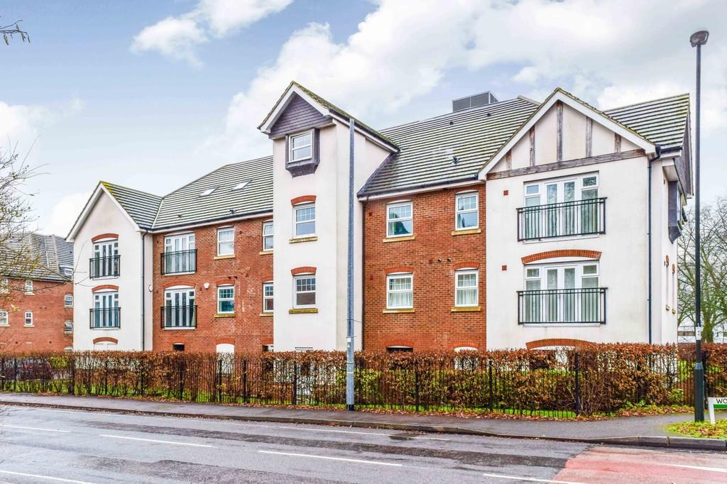 2 Bedrooms Apartment Flat for sale in Woodfield Road, Northgate