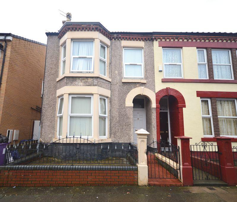 3 Bedrooms Semi Detached House for sale in Vandyke Street, Toxteth