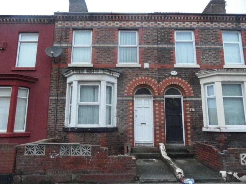 2 Bedrooms Terraced House for sale in 20 Newark Street, Liverpool