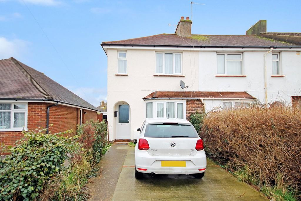 2 Bedrooms End Of Terrace House for sale in Kings Road, Lancing