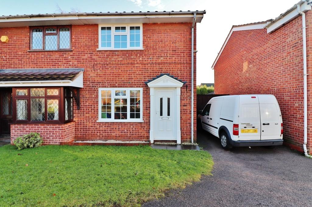 2 Bedrooms Semi Detached House for sale in Sycamore, Wilnecote