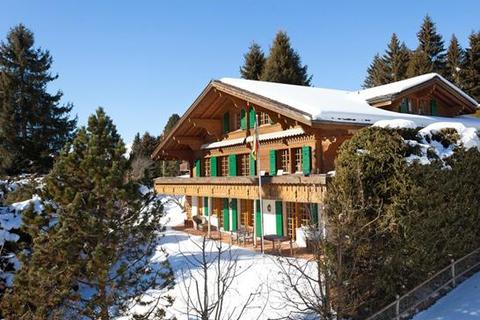 5 bedroom chalet  - Gruben