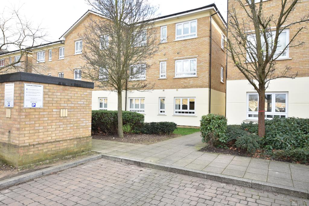 2 Bedrooms Flat for sale in Indigo Court, Ashford Road, Feltham