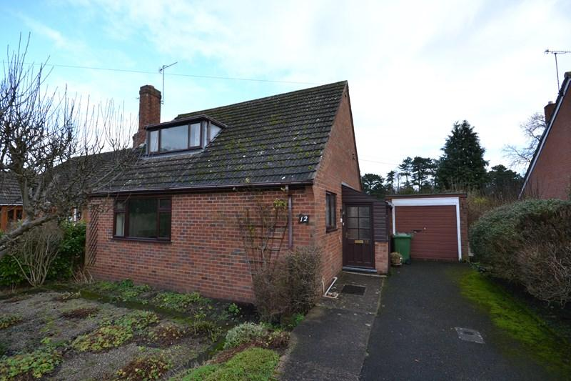2 Bedrooms Detached Bungalow for sale in New Road, Bewdley