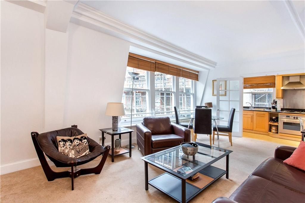 2 Bedrooms Maisonette Flat for sale in Whitehall, London, SW1A