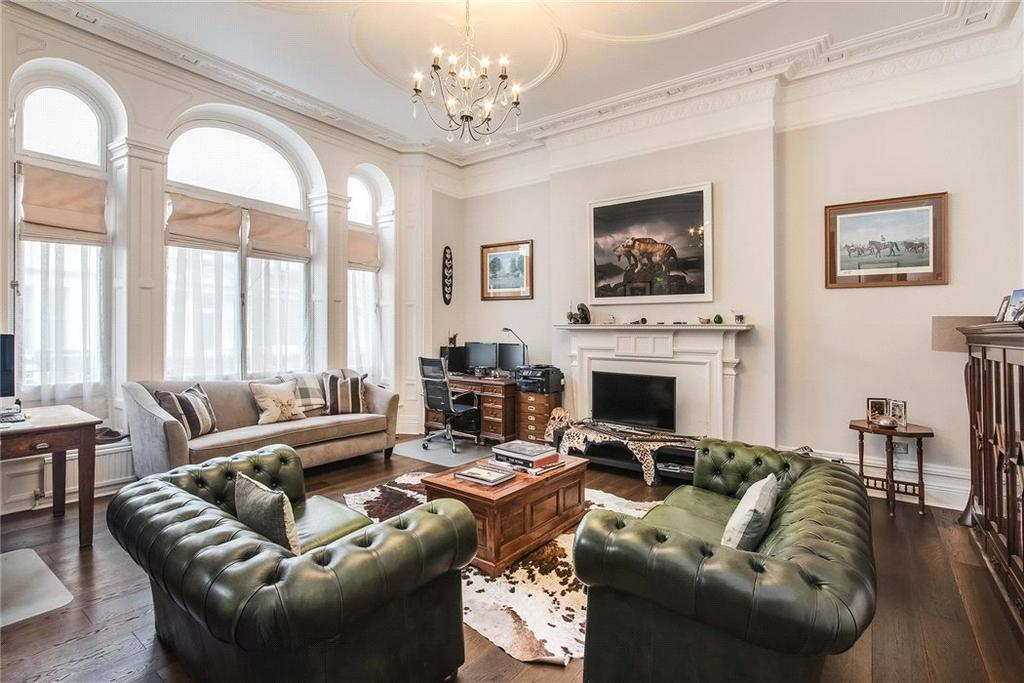 3 Bedrooms Flat for sale in Carlisle Mansions, Carlisle Place, Westminster, London, SW1P
