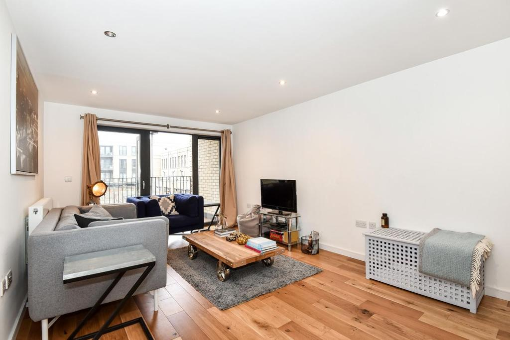 2 Bedrooms Flat for sale in Bramah Road, Oval
