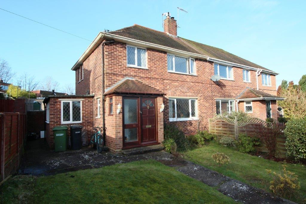 3 Bedrooms Semi Detached House for sale in Midlands Estate, West End SO30